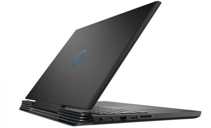 Dell G7 series laptop